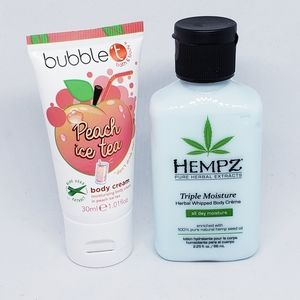 NEW Travel size body lotions